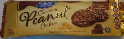 Chocolate Peanut Cookies - Product - en