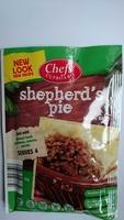 Shepherds's Pie Recipe Base - Product - en
