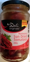 Marinated Sun dried Tomatoes - Product - en