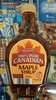 100% Pure Canadian Maple Syrup - Product