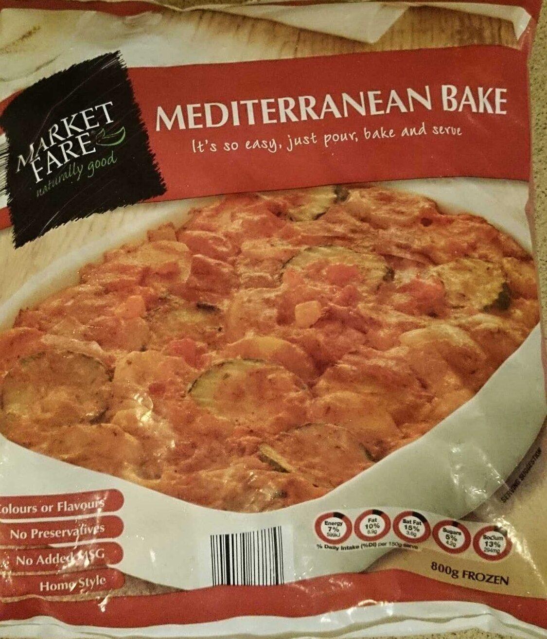Mediterranean Bake - Product - en