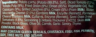 Mediterranean Bake - Ingredients