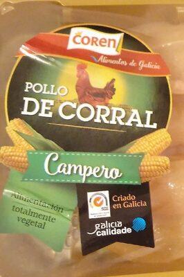 Pollo de Corral - Product - es