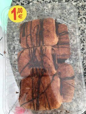 Napolitanas choco