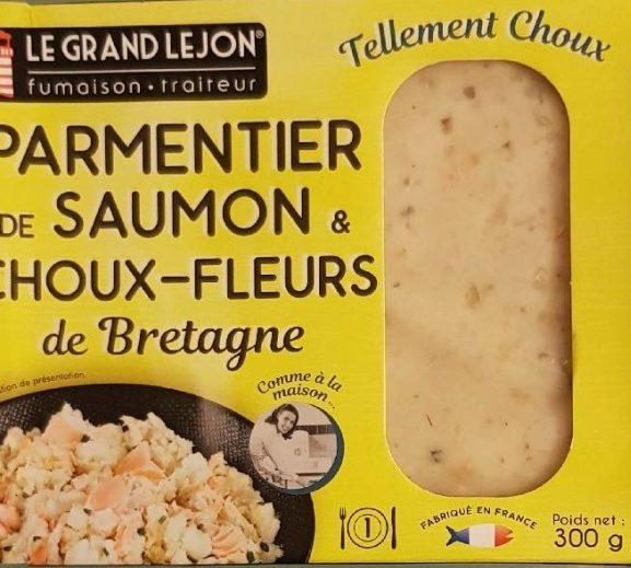 Parmentier de saumon et choux fleurs - Produit