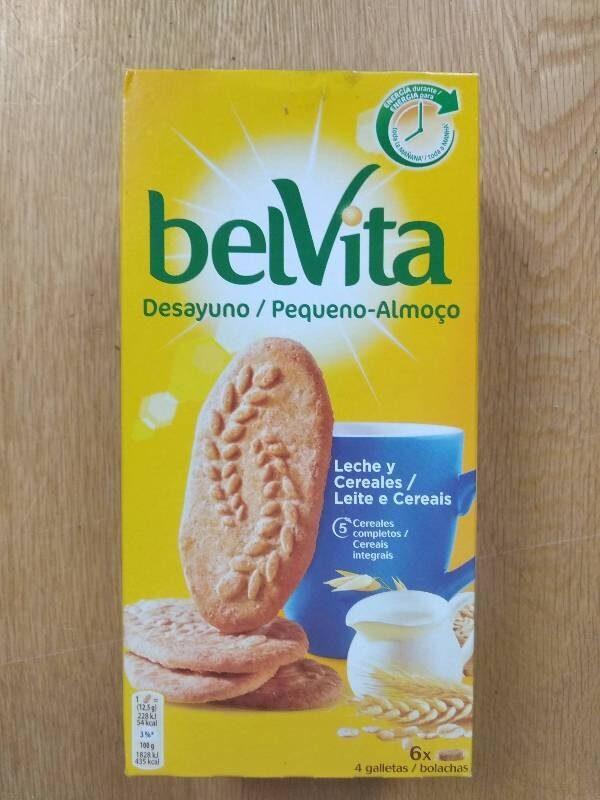 Desayuno leche y cereales - Producto - es