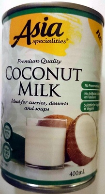 Premium Quality Coconut Milk - Product
