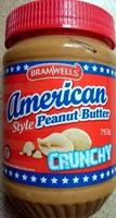 American Style Peanut Butter Crunchy - Produkt - en