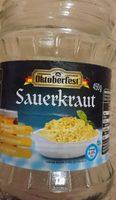 Sauerkraut - Product