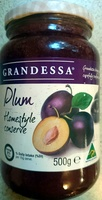 Plum Homestyle Conserve - Product