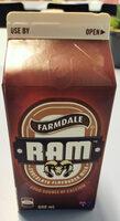 Ram Chocolate Flavoured Milk - Product - en