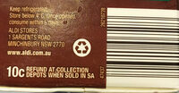 Ram Chocolate Flavoured Milk - Recycling instructions and/or packaging information - en