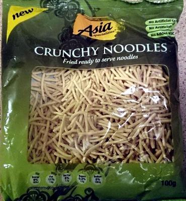 Crunchy Noodles - Product - en