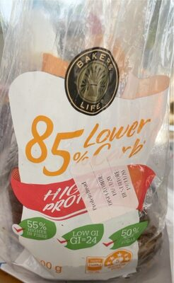 85% Lower Carb, Higher Protein bread - Product - en