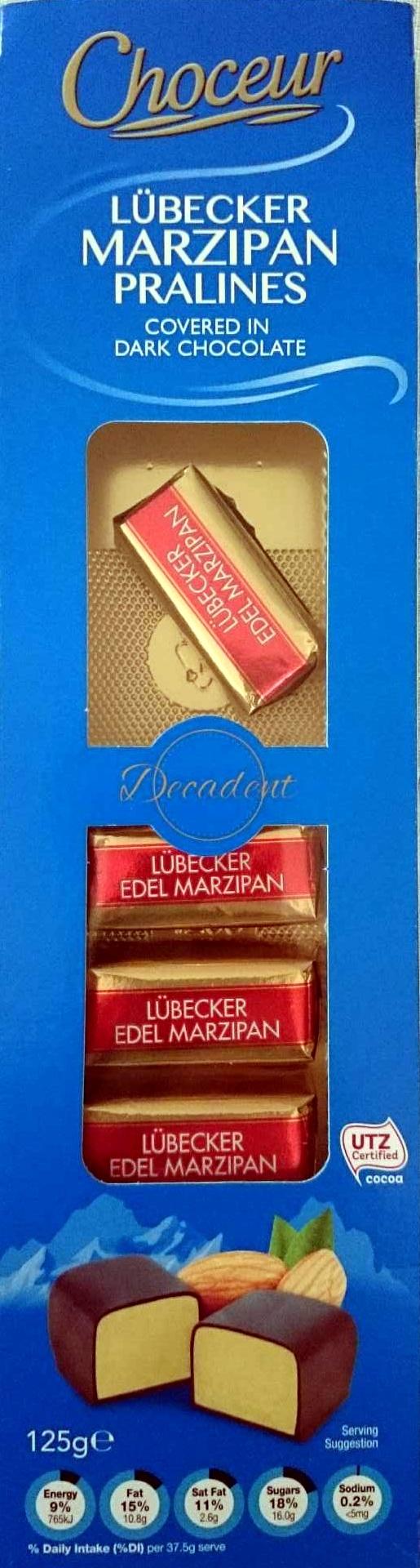 Lubecker Marzipan Pralines - Product - en