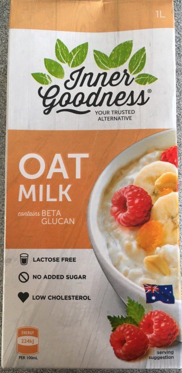 Oat Milk - Product - en