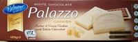 White Chocolate Palazzo Cookies - Produit - en