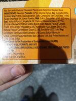 Protein Bars Salted Caramel - Ingredienti - en