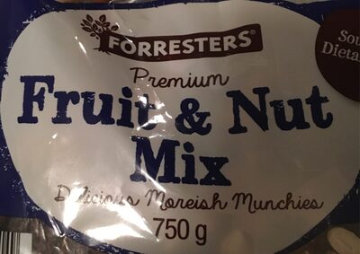Fruit & Nut Mix - Product