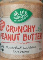 Crunchy Peanut Butter - Producto