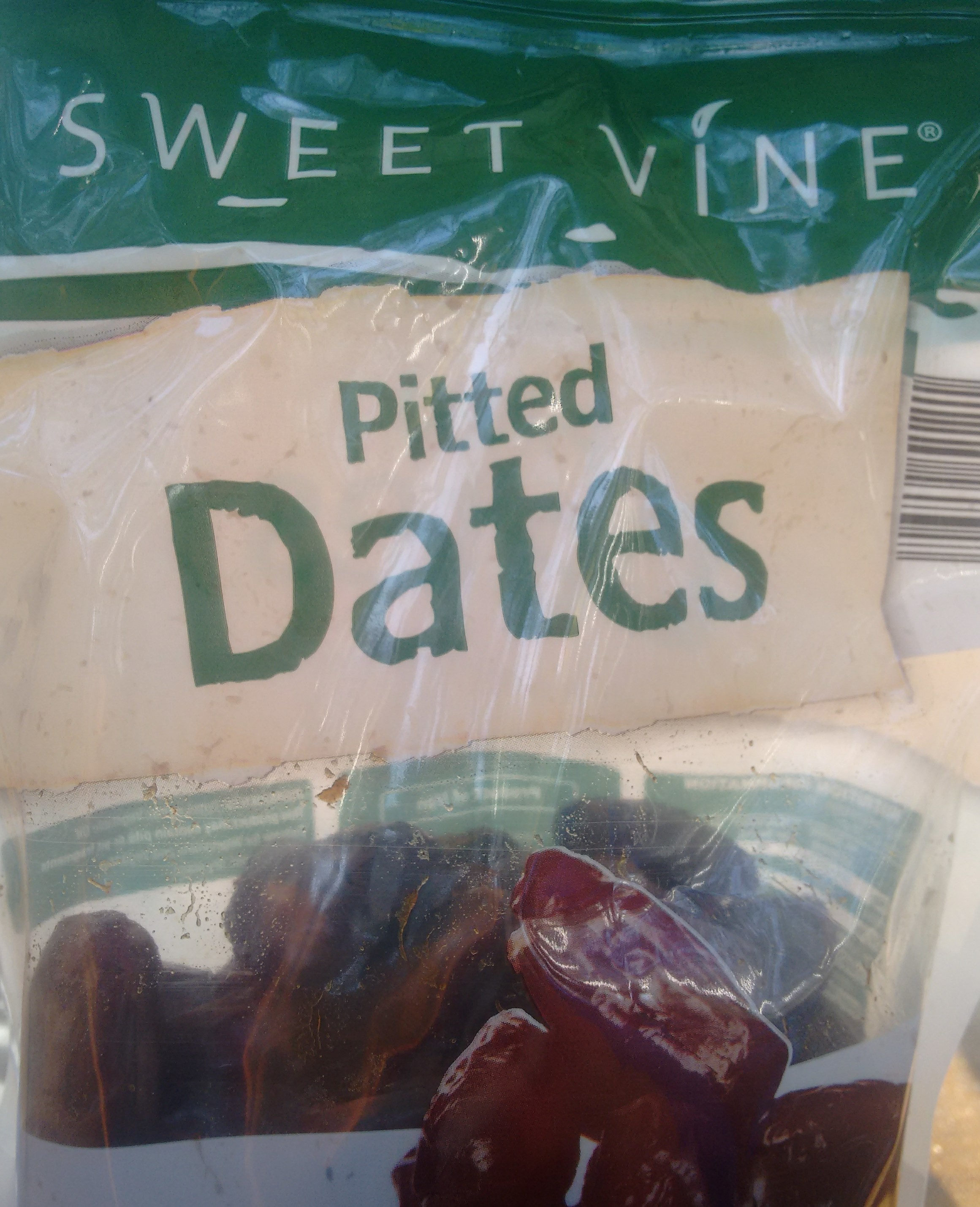 Pitted Dates - Product