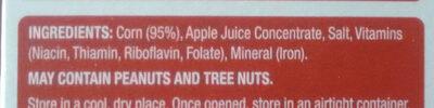 Gluten Free Corn Flakes - Ingrediënten