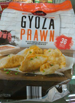 Japan Style Prawn Gyoza - Product