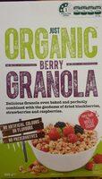 Berry granola - Product - en