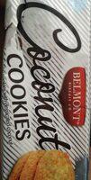 Coconut cookies - Product - en