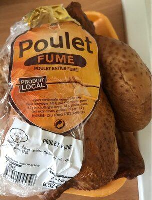 Poulet fumé - Produit - fr