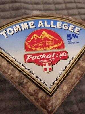 Tomme allégée - Product - fr