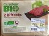 2 biftecks - Produit