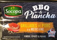 BBQ et Plancha - Produkt - fr