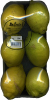 "Limones ""Be Fresh!"" - Producto"