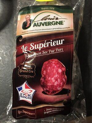 Le superieur saucisson sec pur porc - Produkt