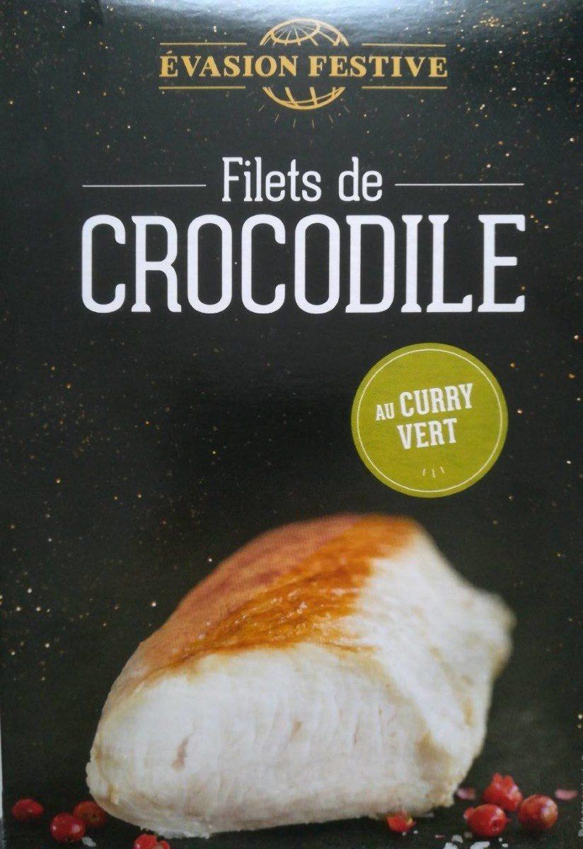 Filets de crocodile au curry vert - Product - fr