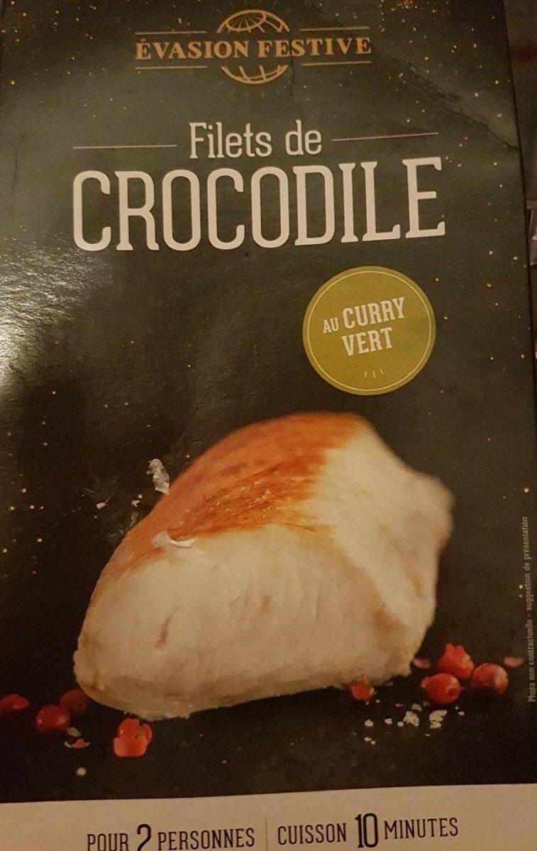 Filet de crocodile - Product - fr