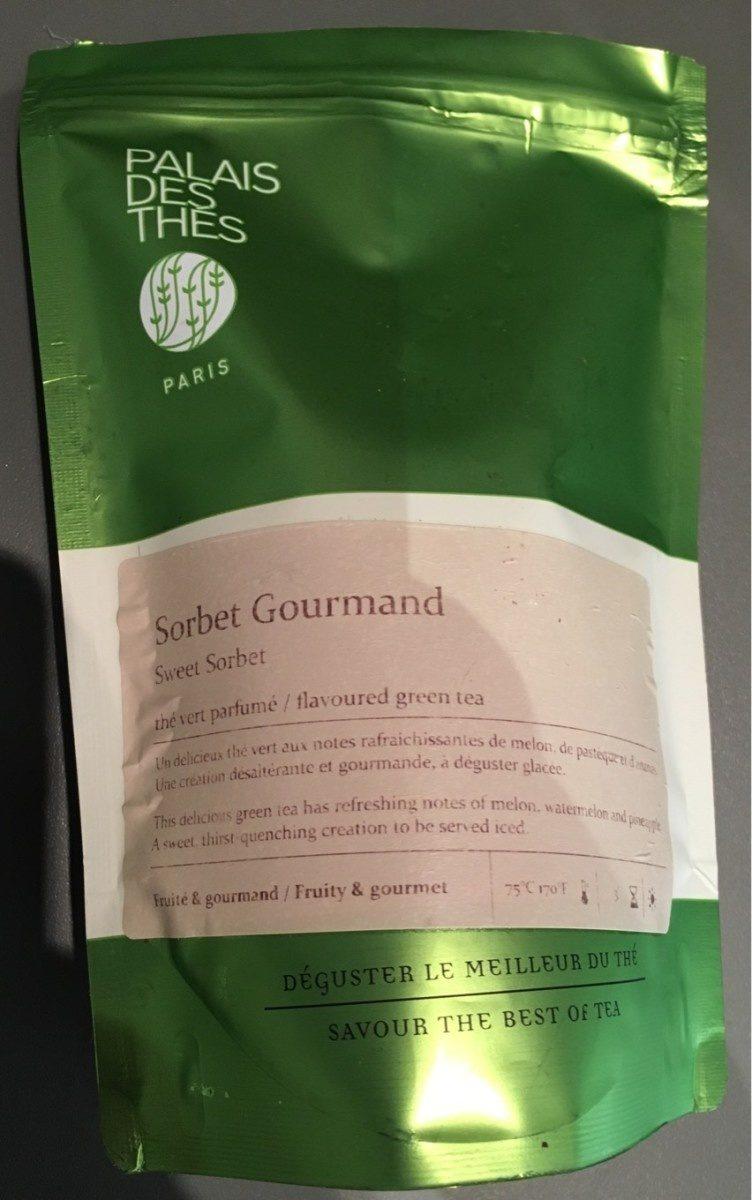 Sorbet Gourmand - Produit - fr