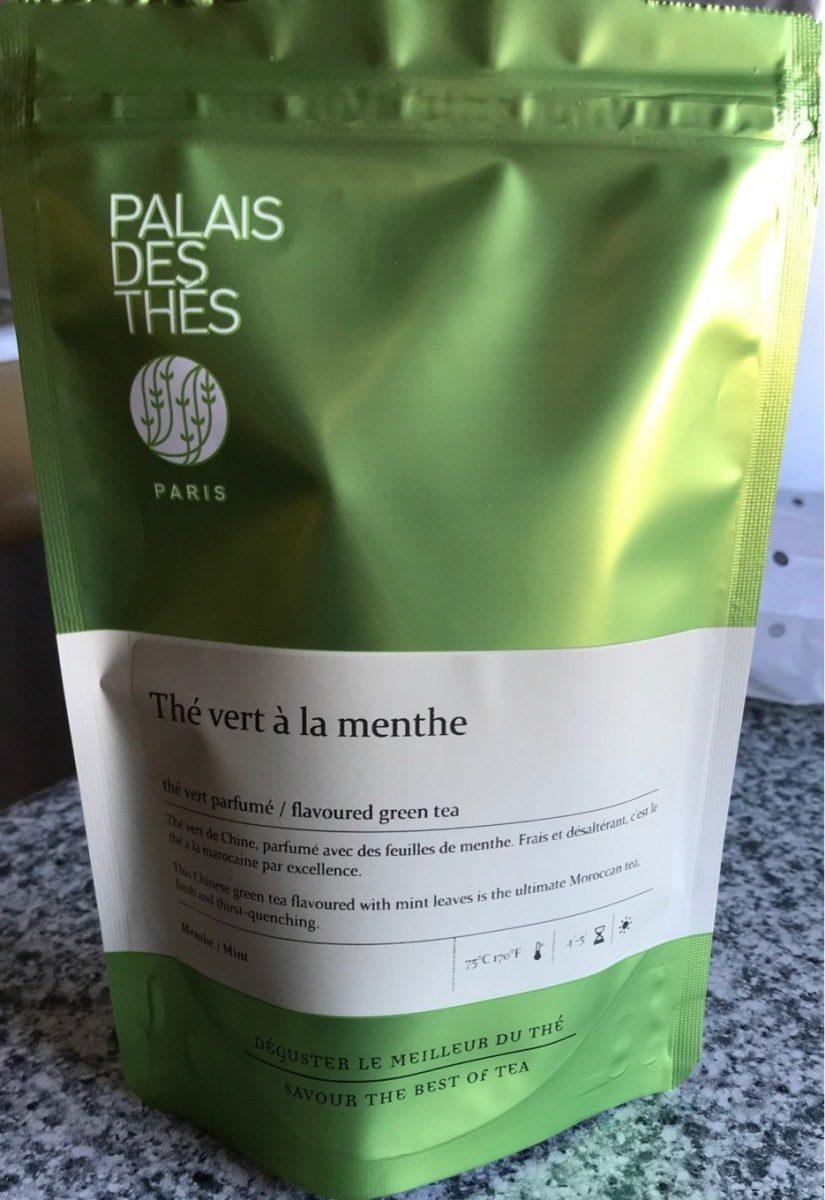 The vert a la menthe - Produit - fr