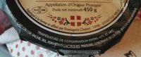 Reblochon - Ingredients - fr