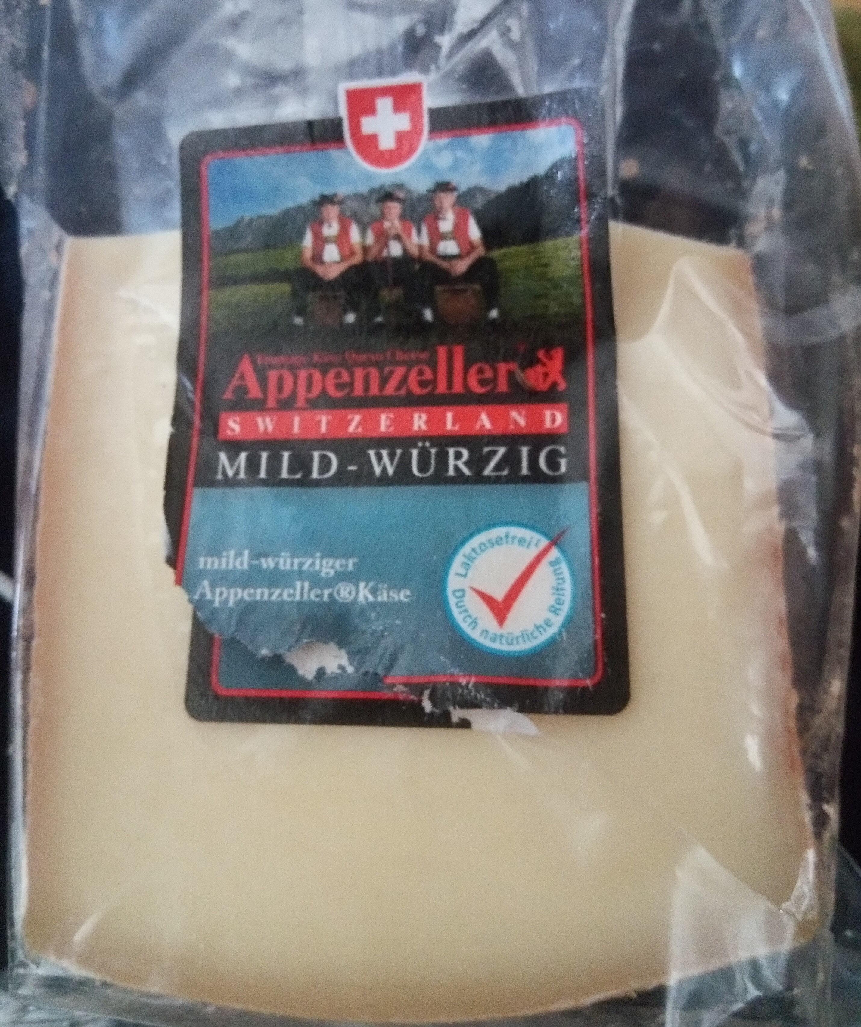 Appenzeller Switzerland Mild-Würzig - Produkt