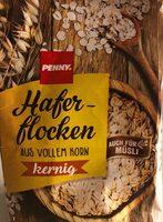 Hafer-flocken aus vollem korn kernig - Produit - de