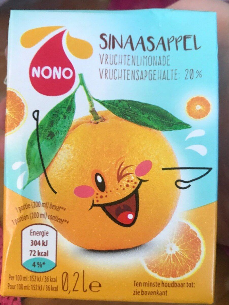 Jus pomme cerises Nono - Product - fr