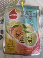 Jus pomme cerises Nono - Prodotto - fr