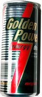 Golden Power - Energy Drink - Product