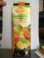 Jus multivitamines - Product