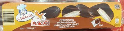 Gâteaux aux oeufs - Product - fr