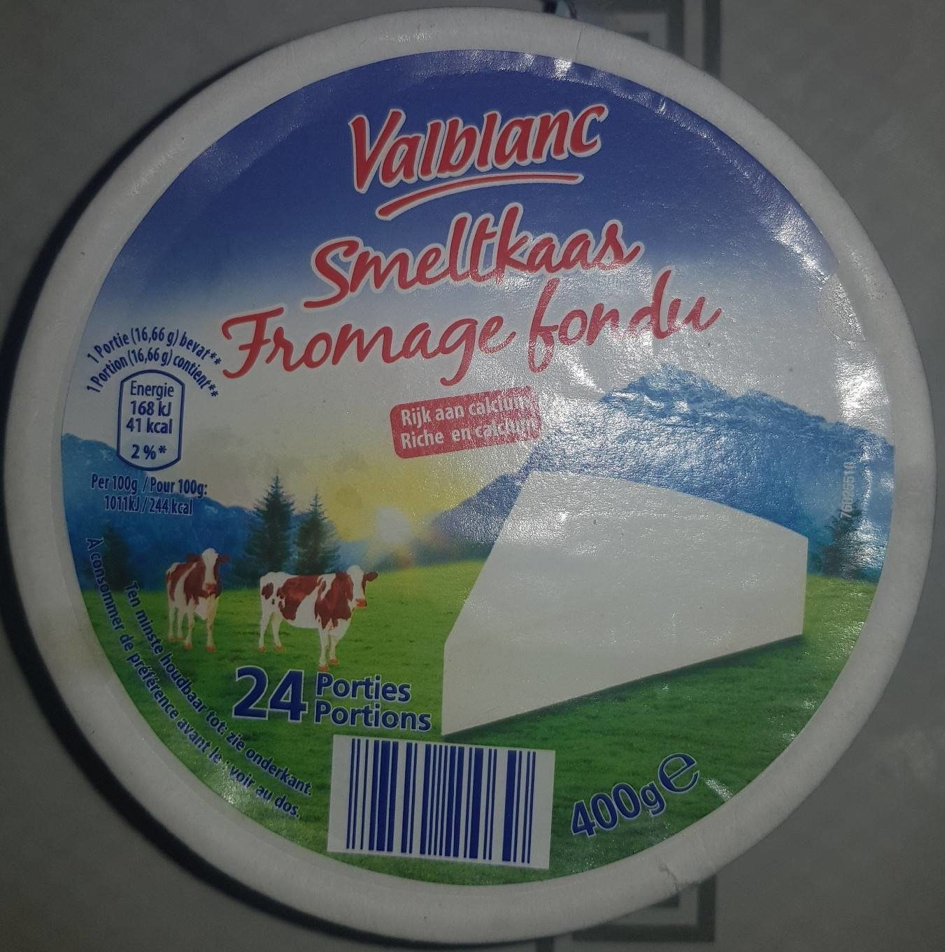Fromage Fondu - Product - fr