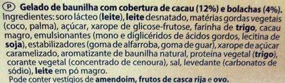 Santo-Box Classic - Ingredients