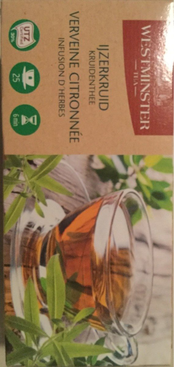 Infusion d'herbes gingembre - Product